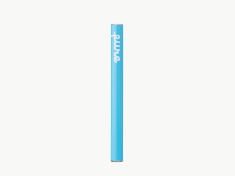 Passionfruit Breeze Disposable Vape Sativa Strain by Pure | Splitbud Deals